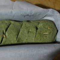 Pan de espinacas paso 5