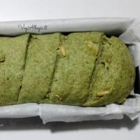 Pan de espinacas paso 6