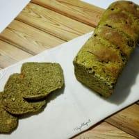 Pan de espinacas paso 7