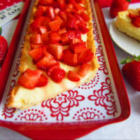 Crostata Alle Fragole E Crema Chantilly