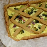 Quiche Broccoli E Speck