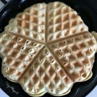 Vegan Waffles step 5
