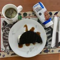 Protein Oreo pan cake