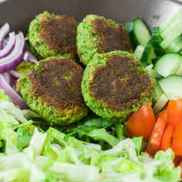 Felafel di broccoli!