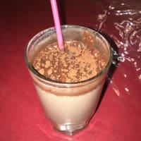 Frullato alla banana e cacao