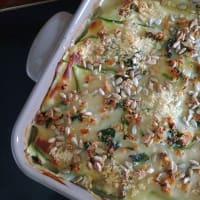 Lasagne di zucchine e spinacini Ricetta low carb