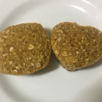 Honey oat cookie step 6