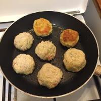 Polpettine di cuos cuos e verdure step 4