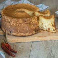 Chiffon Cake salata Senza Glutine