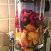 Berries shake