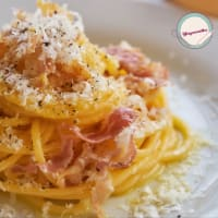 Espagueti con Carbonara