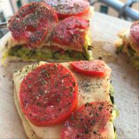 Pita light zucchine e curcuma step 8