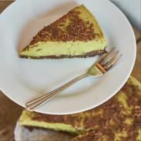 Avocado Cheesecake step 6