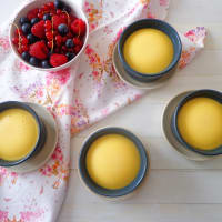 Mini cheesecake con yogurt greco, senza glutine step 3