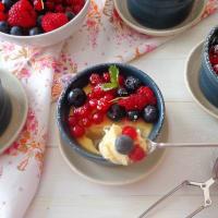 Mini cheesecake con yogurt greco, senza glutine step 4