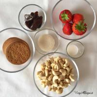 Torta Quasi Crudista step 1