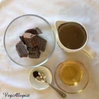 Mousse Al Cioccolato step 1