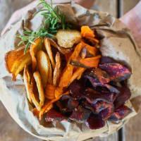 Chips di Verdure step 4