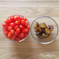 Salsa de tomate picante paso 2