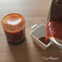 Salsa de tomate picante paso 6