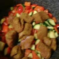 Spezzatino di vitello e verdure step 3