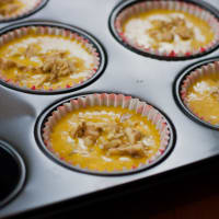 Muffin cioccozucca! step 5