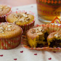 Muffin cioccozucca! step 7