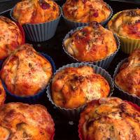 Pizza muffin