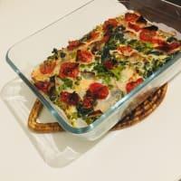 Pastel de verduras