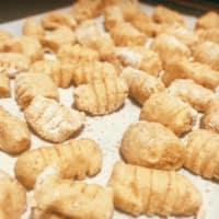 Gnocchi con farina integrale step 5