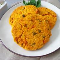 Burger di carote e lenticchie rosse al forno step 1