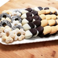 Biscottini con frolla ovis mollis