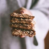 Barritas energéticas sin gluten