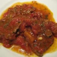 Carne Con Pizzaiola.