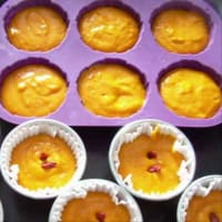 Muffin di Carote e Bacche di Goji step 6