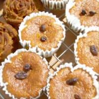 Muffin di Carote e Bacche di Goji step 7