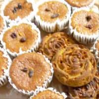 Muffin di Carote e Bacche di Goji step 8
