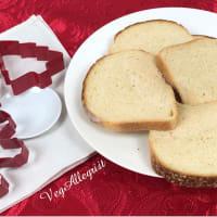 Sándwiches de navidad paso 2
