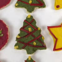 Sándwiches de navidad paso 15