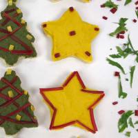 Sándwiches de navidad paso 16