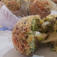 Albóndigas De Quinua Y Calabacín