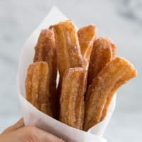 Churros alla Messicana