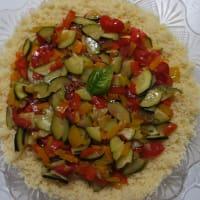 Couscous con verdure step 4