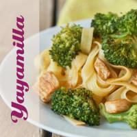 Pasta Light Chicken and Broccoli step 5