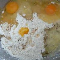 Pasta Frolla All'arancia All'olio step 1