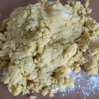 Pasta Frolla All'arancia All'olio step 2
