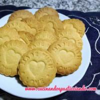 Hecho con galletas de amor