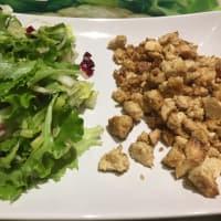 Tofu strapazzato