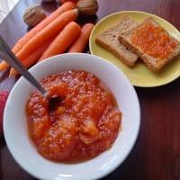 Mermelada de zanahoria paso 2