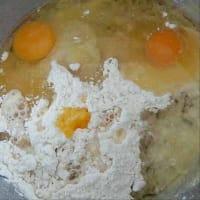 Crostatine Di Frolla All'arancia step 1